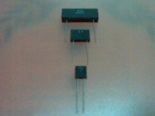 高精度高稳定金属箔电阻RJ711(RCK)
