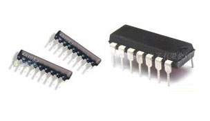 SIP/DIP型厚膜电阻网络